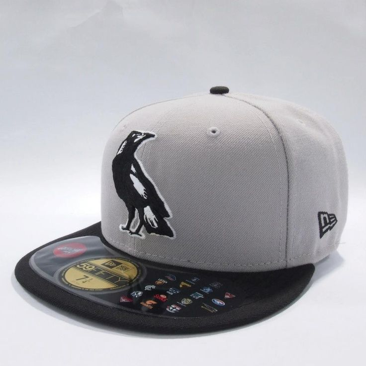 Collingwood Magpies AFL 59fifty - 2 tone