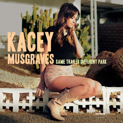 ▶ Kacey Musgraves - Follow Your Arrow - YouTube -- from her album SAME TRAILER, DIFFERENT PARK