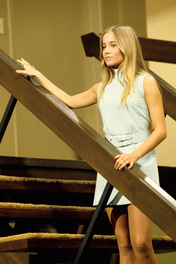 Maureen McCormick as Marcia Brady in The Brady Bunch