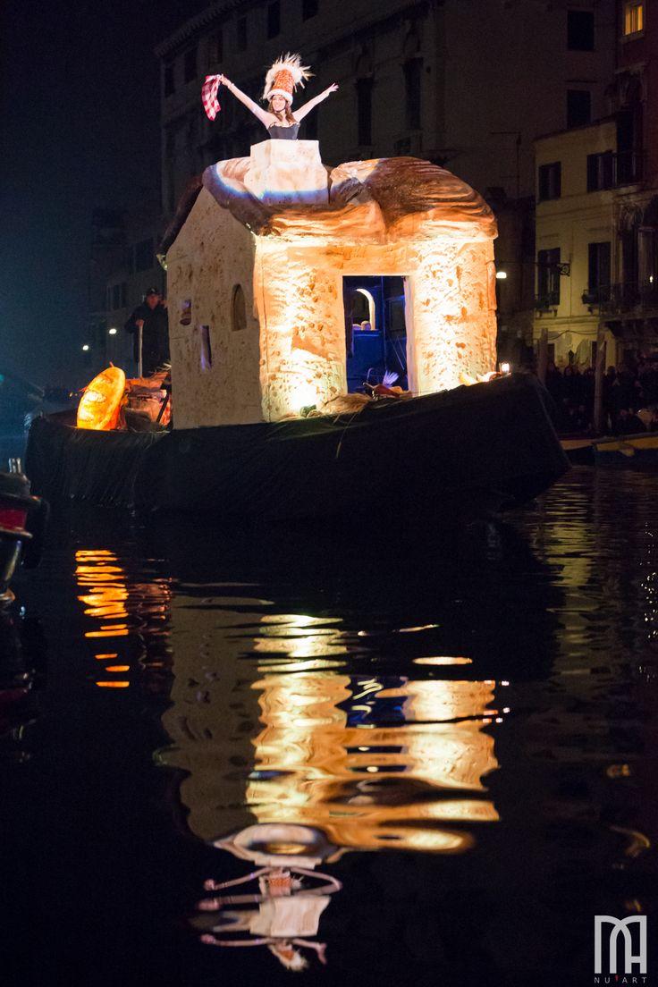 Show Grand Opening - Carnevale di Venezia - by Nu'Art www.nuart.it