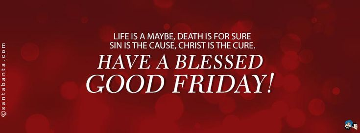Good Friday Quotes For Facebook, Best Good Friday Quotes And Sayings .