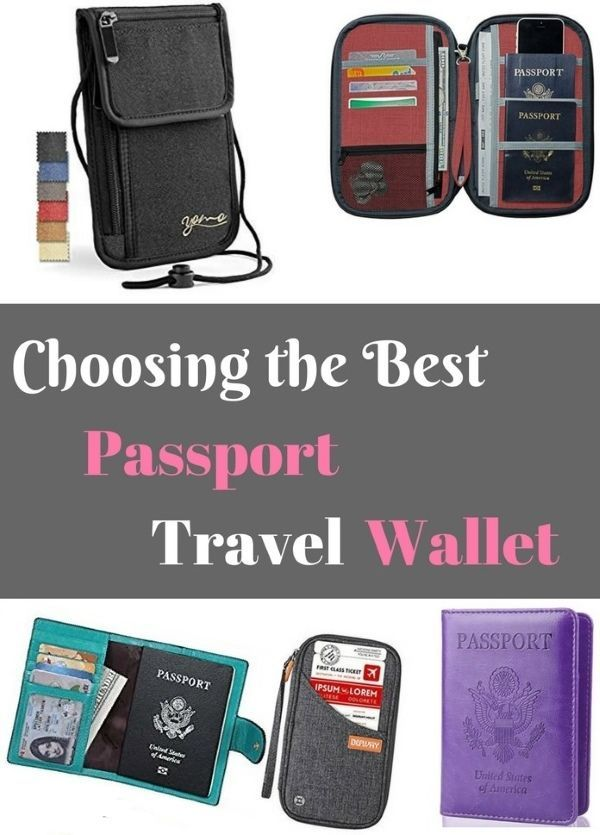 Best 25 passport holders ideas on pinterest passport for Best travel document wallet