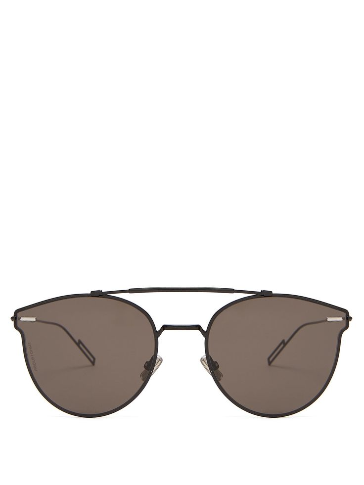 DiorEdgy round-frame sunglasses Lunettes Dior rlQ0Yg