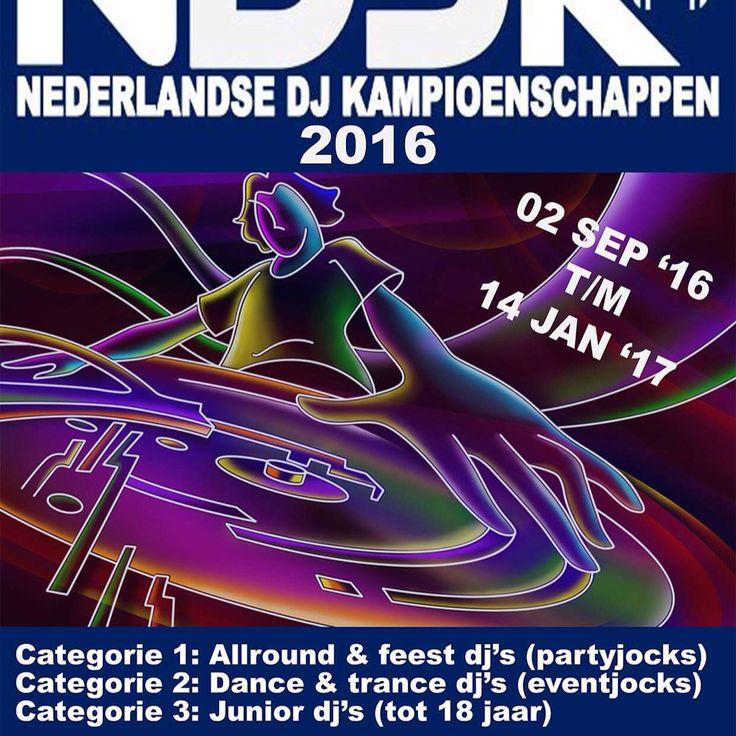NL Dj kampioenschappen