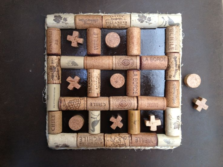 17 best images about deco con corchos on pinterest cork trivet manualidades and button button - Manualidades con corchos ...