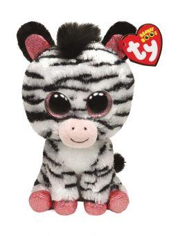 6 Inch Zebra Beanie Boo