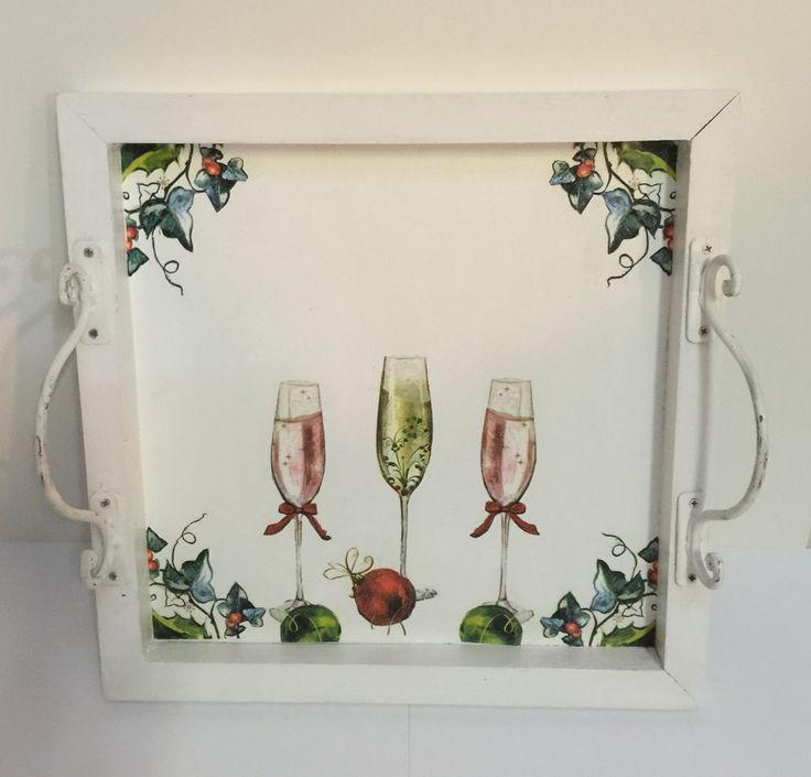 17 beste afbeeldingen over decoupage techniek met for Kitchen cabinets lowes with fleur papier crepon