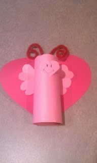 another Valentine's Day craft idea for work this week :)