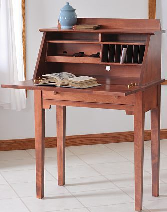 Shaker Style Media Writing Desk