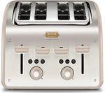 TEFAL Maison TT770AUK 4-Slice Toaster - Stainless Steel