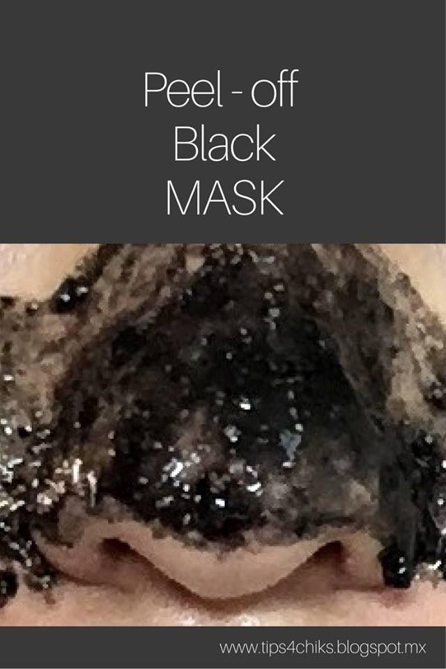 peel off mask how to como hacer una mascarilla carbon activado mascarilla activated charcoa  mask