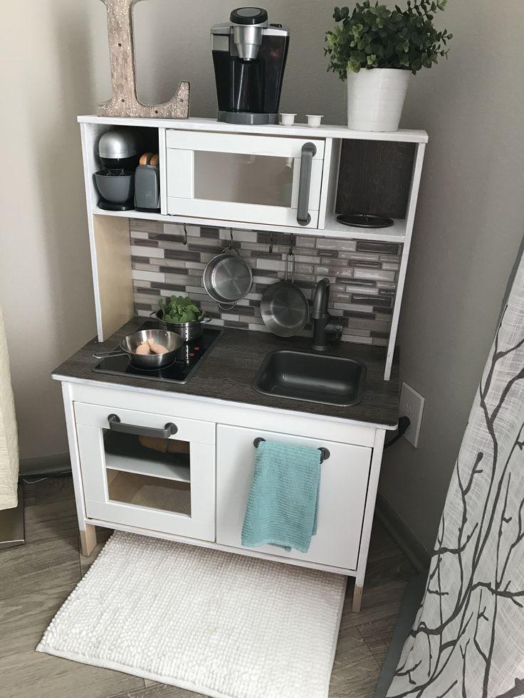 10x10 Bedroom Layout Ikea: DIY Renovation IKEA Kids Kitchen In 2020