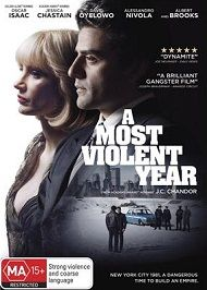 Renowned for Sound reviews 'A Most Violent Year'