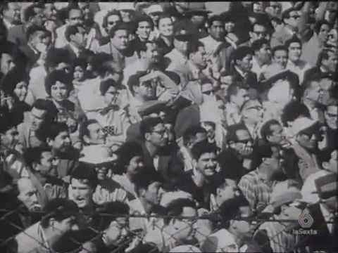 URUGUAY COLOMBIA 1 ROUND WORLD CUP 1962