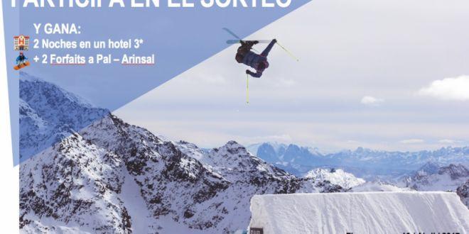 Sorteo de un viaje a la nieve para 2 personas de Viatges Estiber #sorteo #concurso http://sorteosconcursos.es/2017/04/sorteo-viaje-la-nieve/