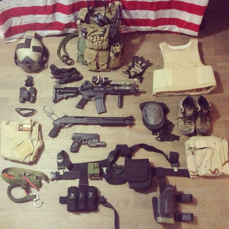 Now there's a load out