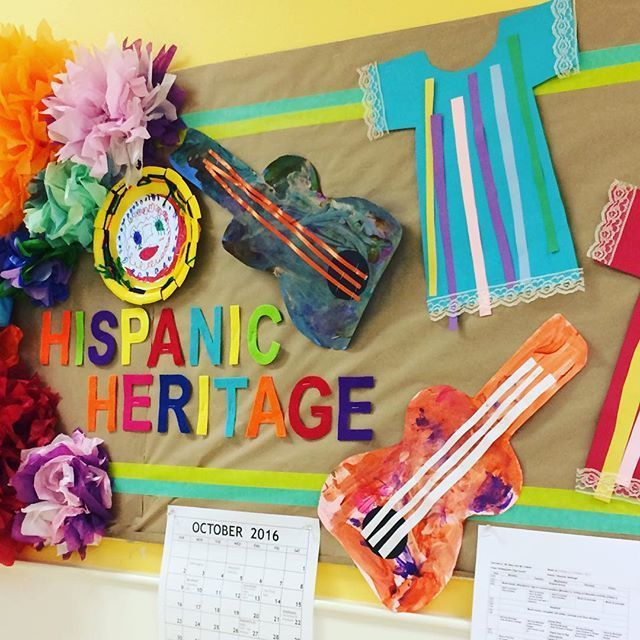 Image result for hispanic heritage bulletin board ideas