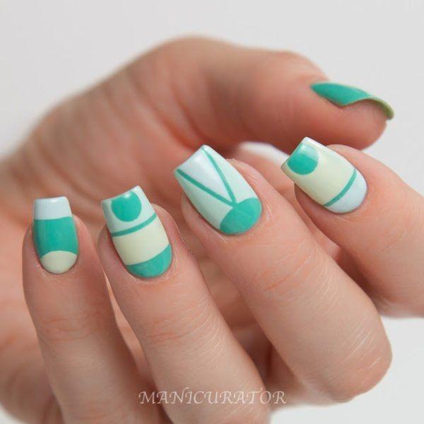 Fresh Nail Art Designs & Ideas 2017 - Reny styles