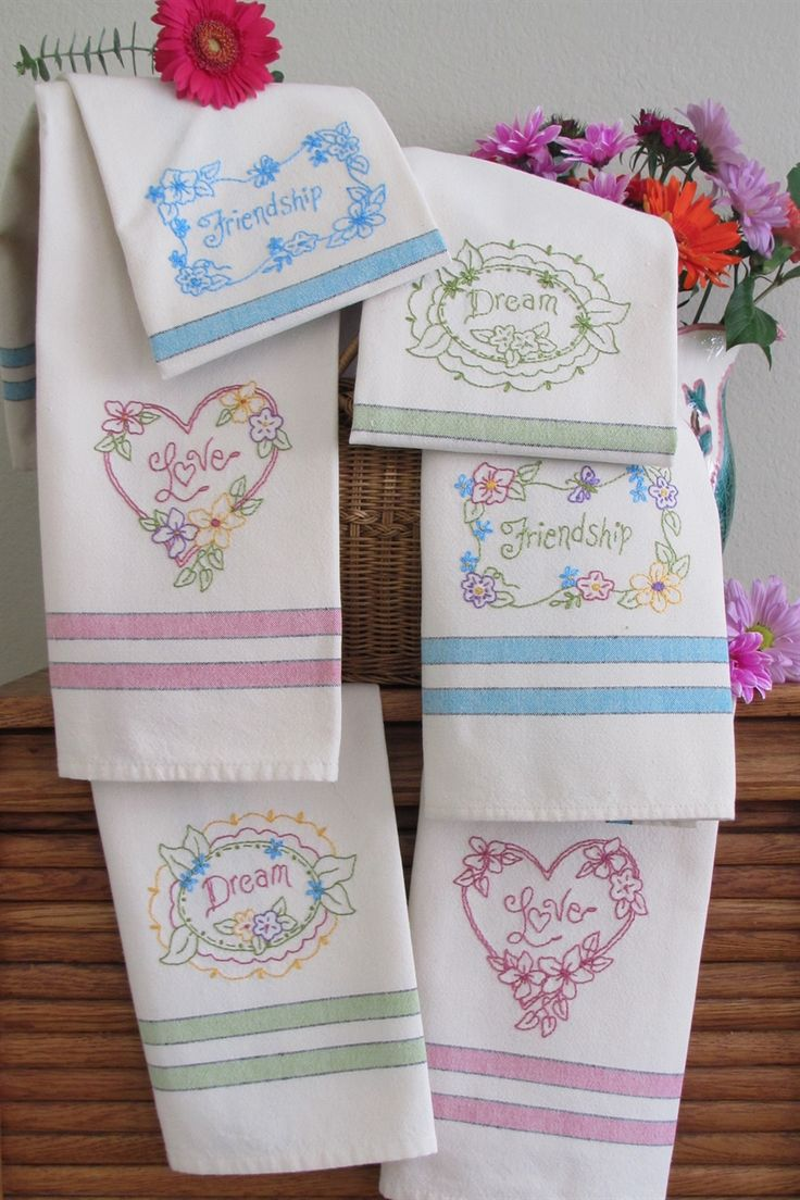kitchen towel machine embroidery designs 114 best creative tea towels images on tea 8670