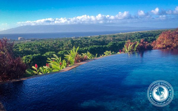 View from Coffee Farm of Maui Hawaii-- After seeing these photos you'll wish you were in Maui!