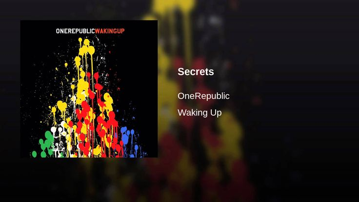 Secrets | One Republic