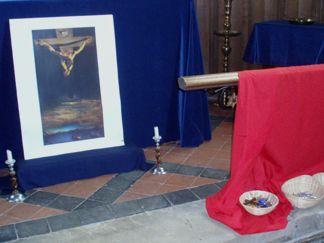 Good Friday Prayer Stations 3 - Liquid Worship