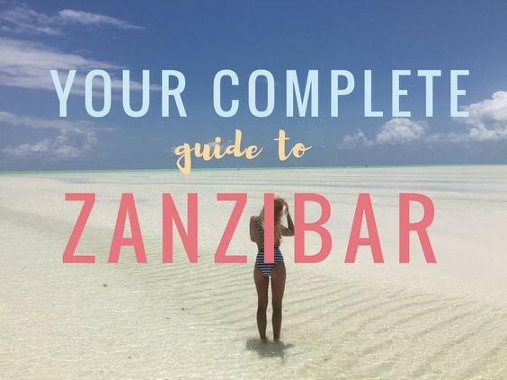 Below is a guest post from Rita who has spent loads of time in Zanzibar. I asked her to share with you how to get to Zanzibar, some of her favorite Zanzibar hotels, and an itinerary for 3 weeks on the island. She's added in plenty of adventurous things to do in Zanzibar