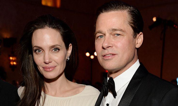 Este es el nuevo acuerdo al que llegaron Angelina Jolie y Brad Pitt sobre la custodia de sus hijos
