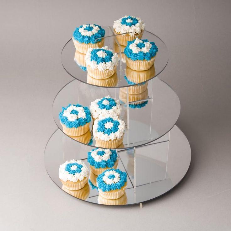 30cm shelf cascade (cake stand 7 cake display)