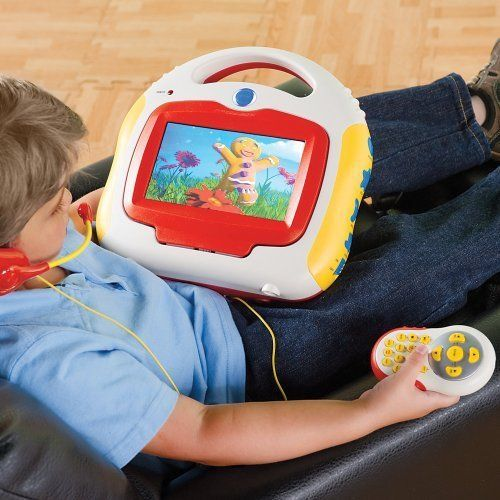 Kids' Portable DVD Player/Media Player