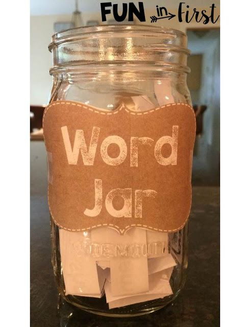 Strategies for Teaching Vocabulary - Fun in First