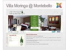 Villa Moringa @ Monte Bello is an exclusive, luxurious and contemporary Guesthouse situated in the up market suburb of Windhoek, Namibia.