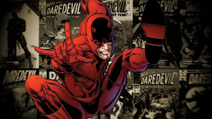 First DAREDEVIL Series Set Photos And Video Revealed