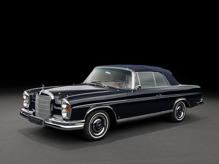 1966 Mercedes-Benz 300 SE Cabriolet