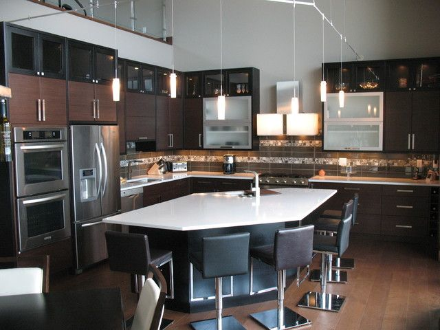 Kitchen furniture wenge as wenge furniture board with many for Wenge kitchen designs