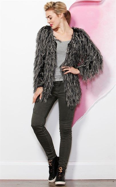 SASS Print Timmy Tassel Cardi Price  was $99.95 and is now $35 at Ozsale.