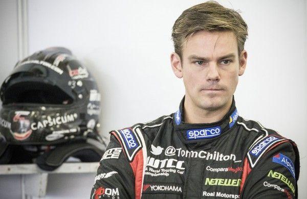 Wtcc : Tom Chilton rejoint le Sébastien Loeb Racing