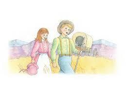 Image result for mormon pioneer children