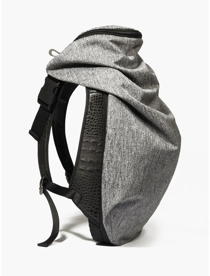 COTE&CIEL Nile Basalt Backpack   oki-ni