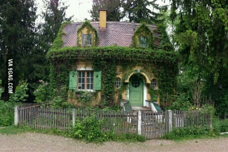 So Adorable A House In Munich Cottage House Plans