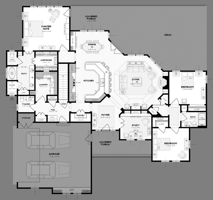 1000 images about home design plans on pinterest house
