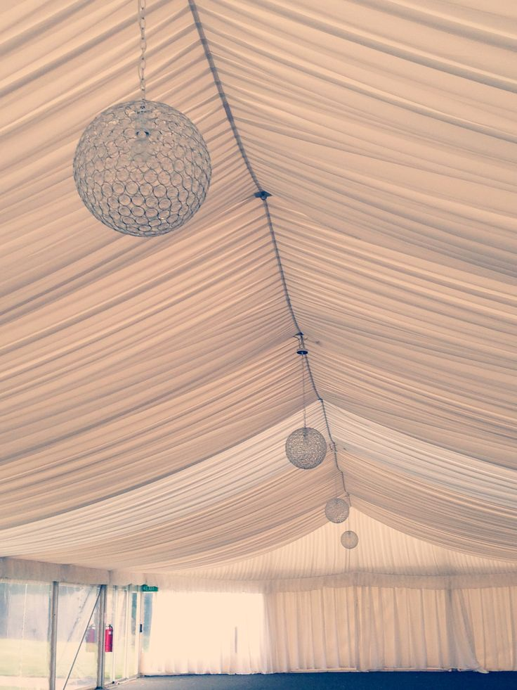 Marquee standard lights