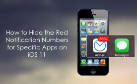 How to Hide the Red Notification Numbers for Specific Apps on iOS 11. ✅ #iphone #ios11 #ios #Apple @downloadsource.net