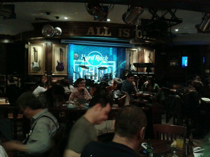Hard Rock Cafe Bogota