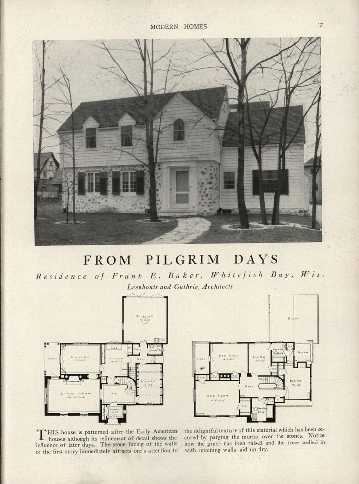 Architecture Drawing Houses