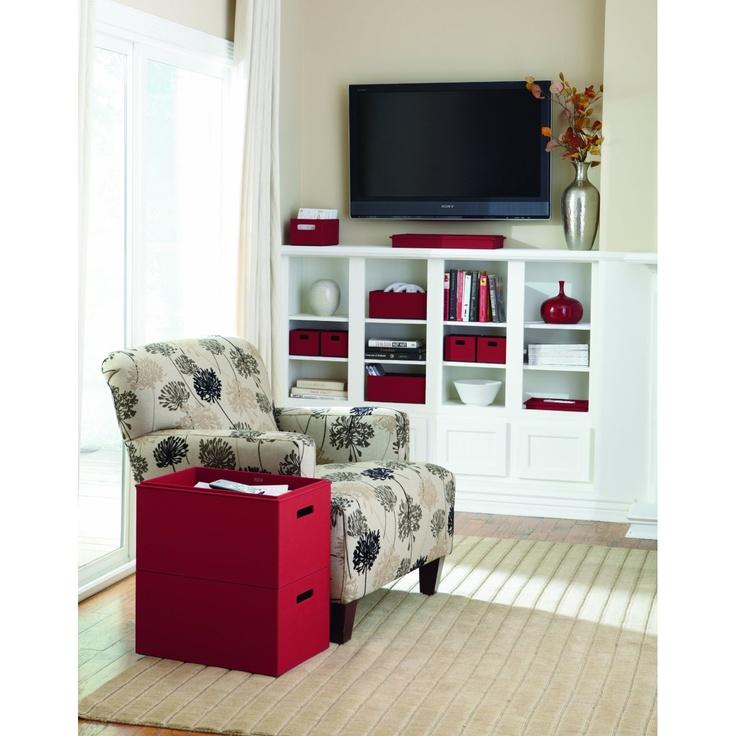rubbermaid bento boxesDecor Ideas, Bento Boxes, Storage Boxes, Organic Ideas, Living Room, Rubbermaid Bento, Easy Projects, Families Room, Bento Storage