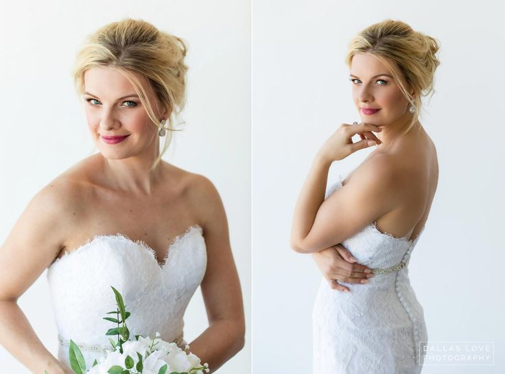 Southport Yacht Club Wedding, Bride with white florals