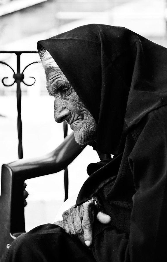 Over-thinking old woman, Sardinians are renowned for their longevity, is all down to lifestyle? It might be...