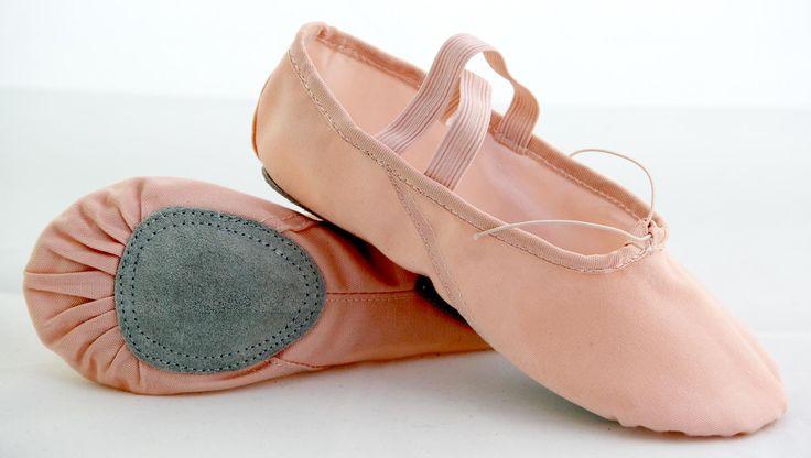 canvas   ballet  slippers  dance shoes