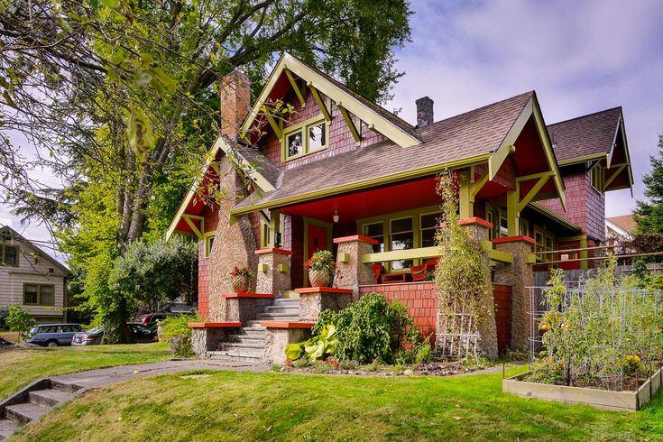 869 Best Images About Craftsman Homes On Pinterest
